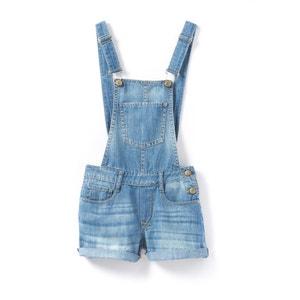Korte salopet in jeans Anoa LE TEMPS DES CERISES