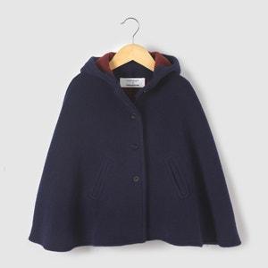 Capa de paño de lana COLLECTOR 3-12 años abcd'R