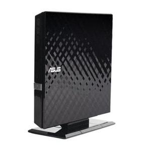 SDRW-08D2S-U Lite - Graveur DVD Super Multi Slim externe (USB 2.0) ASUS
