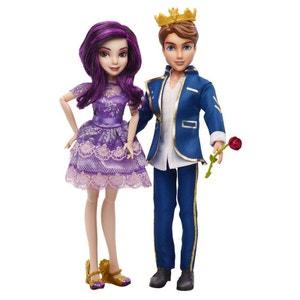 Poupée Disney Descendants : Pack de 2 poupées : Ben et Mal HASBRO