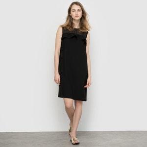 Kleid, Oberteil aus Voile MADEMOISELLE R