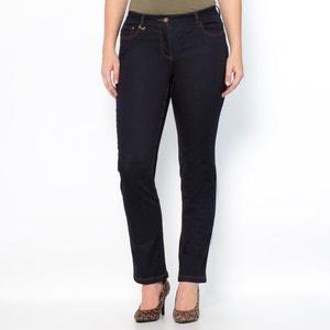 Jeans regular, straight CASTALUNA