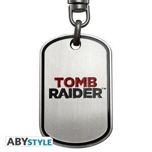 TOMB RAIDER Porte-clés Logo ABYSSE CORP