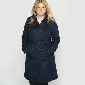 Trench-coat mi-long CASTALUNA