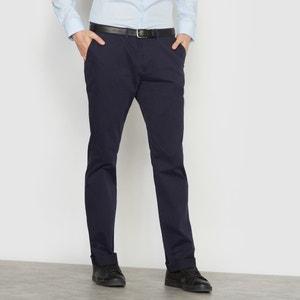 Pantalón chino stretch corte recto La Redoute Collections
