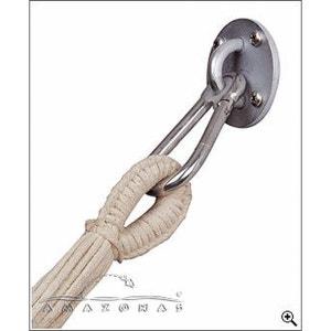 Crochet de fixation hamac EASY+ AMAZONAS