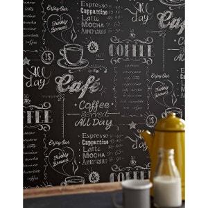 Papier Peint Coffee Shop ATYLIA