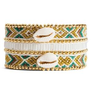 Bracelet brésilien Mia-twin HIPANEMA
