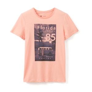 Camiseta con cuello redondo R essentiel