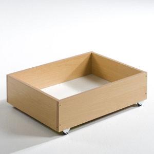 Beech Z-Bed Underbed Storage Box 160cm La Redoute Interieurs