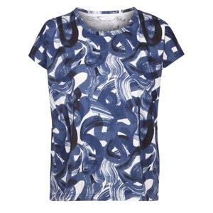 T-shirt estampada, mangas curtas, gola redonda NUMPH