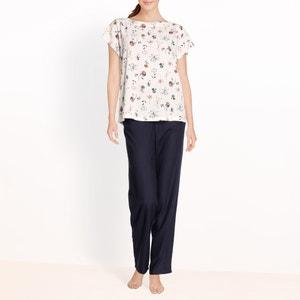 Floral Print Pyjamas LOVE JOSEPHINE