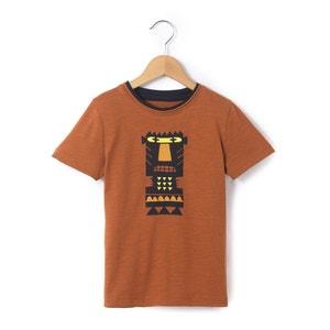 """T-shirt z motywem """"totemu"""" 3-12 lat abcd'R"""
