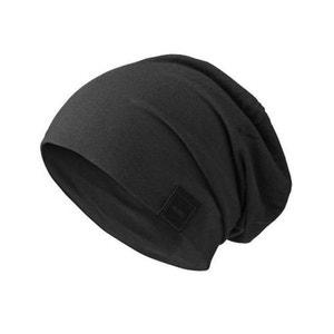 Bonnet Jersey Masterdis Noir Patch Mstrds MASTERDIS