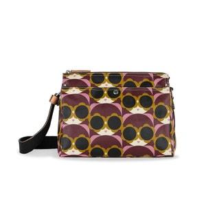 Fielder Crossbody Bag, Morello