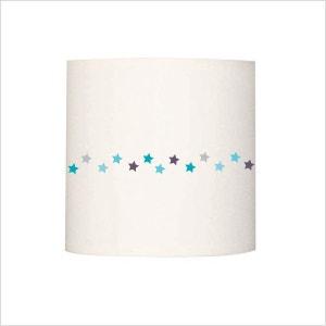 Applique lumineuse murale frise étoile bleue LILIPOUCE