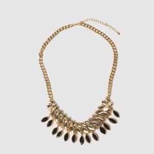 Collier, métal et perles ANNE WEYBURN