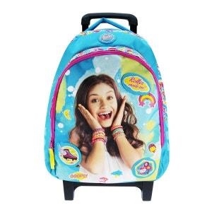 Sac à dos à roulettes Soy Luna Roller Zone Ecole Primaire DISNEY