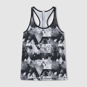 Printed Tank Sports/Training Vest Top ADIDAS
