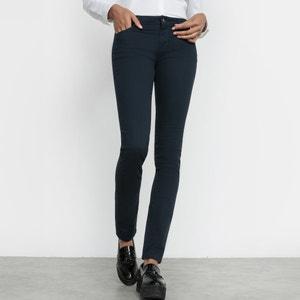 Pantalón 5 bolsillos, corte slim R essentiel
