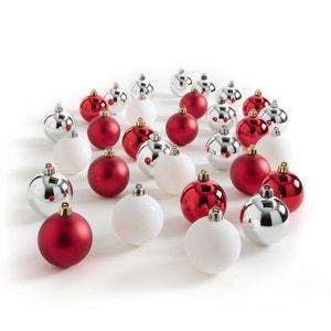 Cilora Christmas Baubles (30 Pack) La Redoute Interieurs
