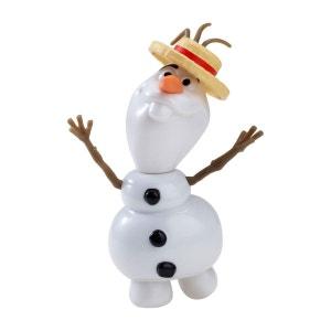Figurine chantante La Reine des Neiges : Olaf (En été) MATTEL