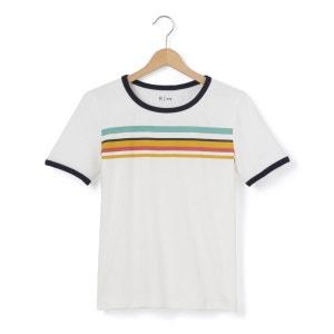 T-shirt à rayures 10-16 ans R Edition