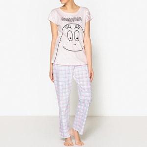 2-teiliger Pyjama Barbapapa aus Baumwolle, bedruckt BARBAPAPA