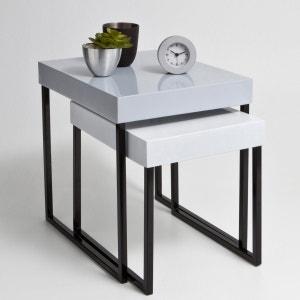 2 стола Newark для ступенчатого расположения La Redoute Interieurs