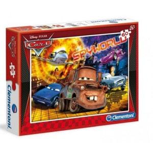 Puzzle Cars CLEMENTONI