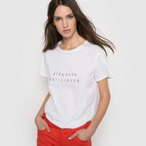 Short-Sleeved Printed T-Shirt R essentiel