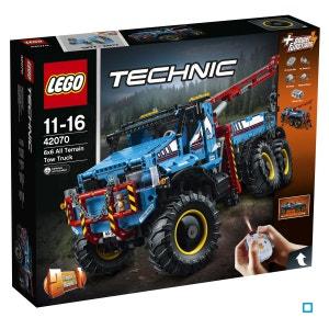 La dépanneuse tout-terrain 6x6 - LEG42070 LEGO