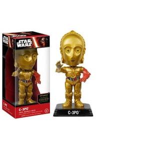 Star Wars Episode VII Wacky Wobbler Bobble Head C-3PO 15 cm STAR WARS