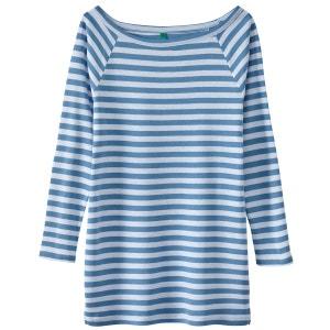 T-shirt rayé BENETTON