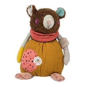 Les Jolis Trop Beaux Cuddly Brown Bear