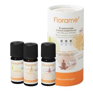Coffret Olfactothérapie Bio FLORAME