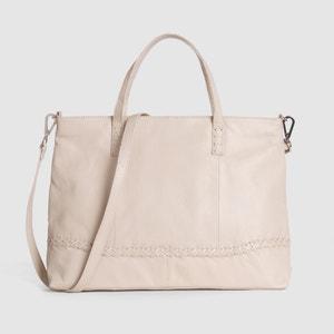 Shopper, Leder ANNE WEYBURN
