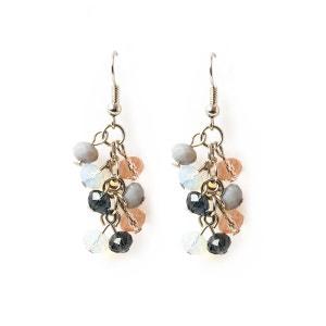 Boucles d'oreilles, perles fantaisie ANNE WEYBURN