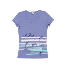Tee-Shirt Femme Les Baigneuses 64