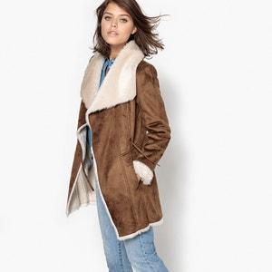 Faux Sheepskin Coat BEST MOUNTAIN