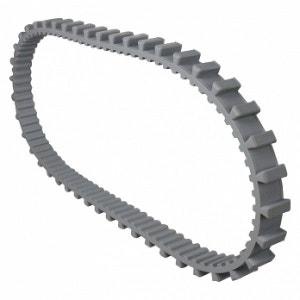 dolphin - chenille d'entrainement grise pour robot suprême, master m3, m4, m5, swash et prox 2 - 9985006 DOLPHIN