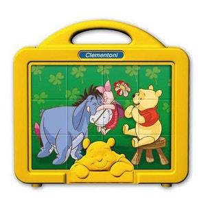 Winnie L'Ourson - Baby Cubes 12 Pièces - CLE41337.9 CLEMENTONI