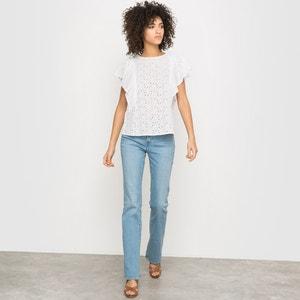 715 Stretch Cotton Bootcut Jeans LEVI'S