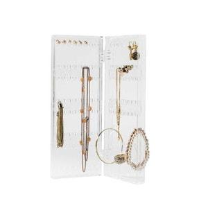 Porte bijoux la redoute - Porta orecchini a libro ...