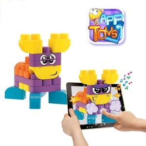 Blocs de construction App Toys : 40 pièces : Animaux de la ferme CHICCO