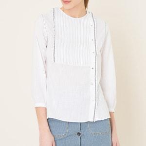 Amanda Bib-Front Shirt SOEUR