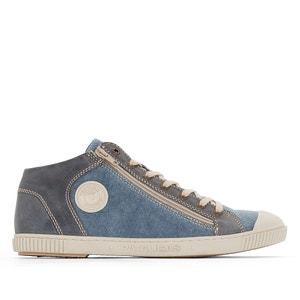 Zapatillas de piel Bumper/T PATAUGAS