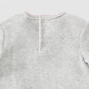 Pack of 2 2-Piece Velour Pyjamas, Birth-3 Years R mini