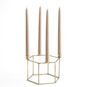 Bougeoir 4 bougies UYOVA La Redoute Interieurs