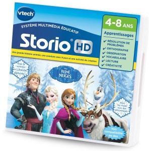 Jeu pour console de jeux Storio HD : La Reine des Neiges (Frozen) VTECH
